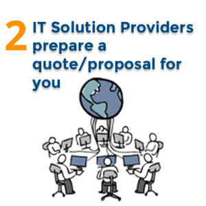 IT providers prepare proposals